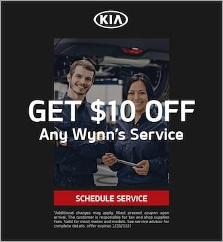 Any Wynn's Service