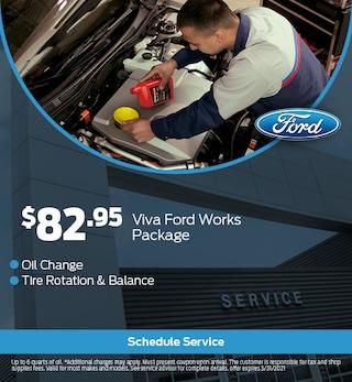 Viva Ford Works Package