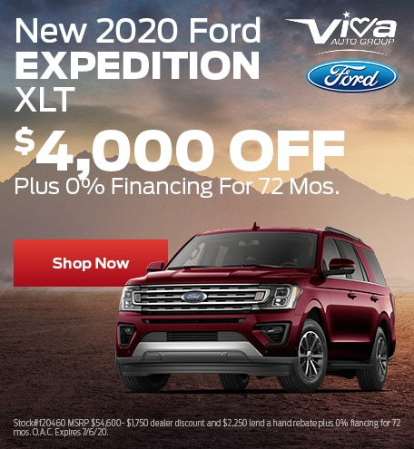 June | 2020 Ford Expedition