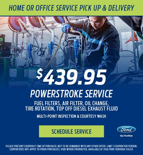 Powerstroke Service
