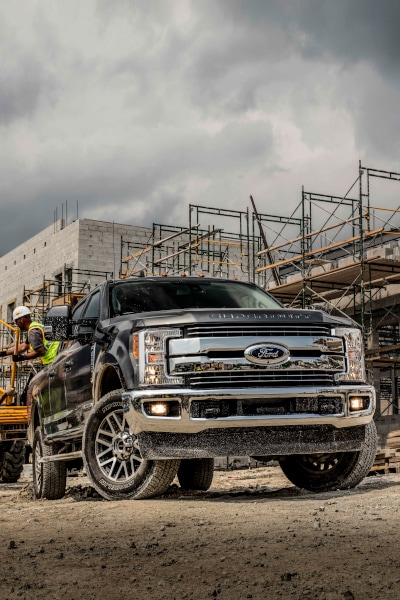 New Ford Super Duty in El Paso