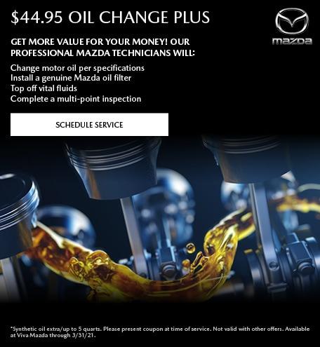 Oil Change Plus