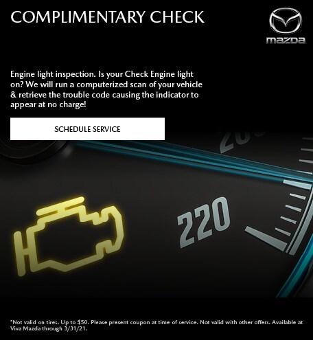Complimentary Check