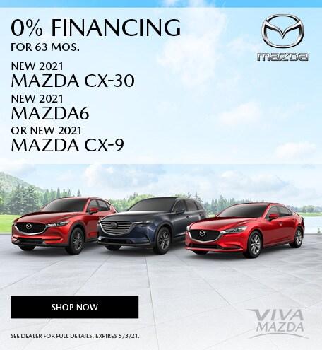 April | 0% Financing Multi Model