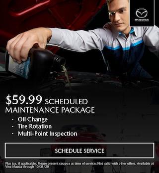 Scheduled Maintenance Package