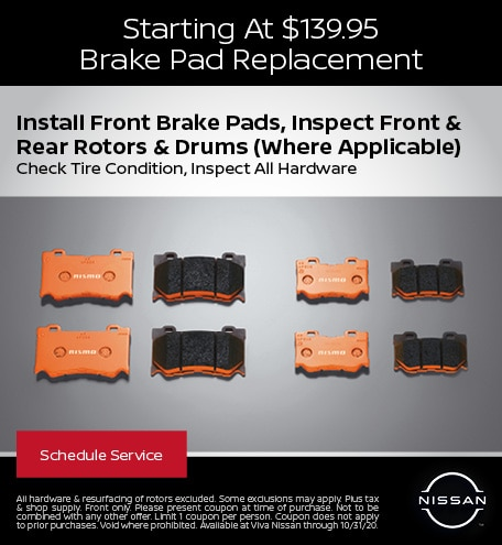 Brake Pad Replacement