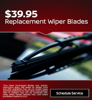 Wiper Blades Replacement