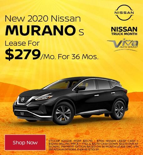 September | 2020 Murano