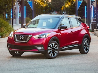 New Nissan 2020 Nissan Kicks S SUV in El Paso, TX
