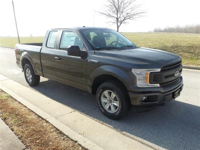 2019 Ford F-150 XL 4x4 SuperCab Styleside 6.5 ft. box 145 in. WB