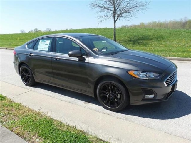 2019 Ford Fusion SE Front-wheel Drive Sedan