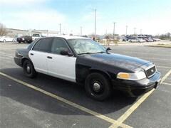 2010 Ford Crown Victoria Police Interceptor w/3.27 Axle Police Interceptor Sedan
