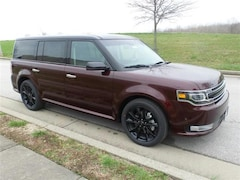 2018 Ford Flex Limited w/EcoBoost All-wheel Drive