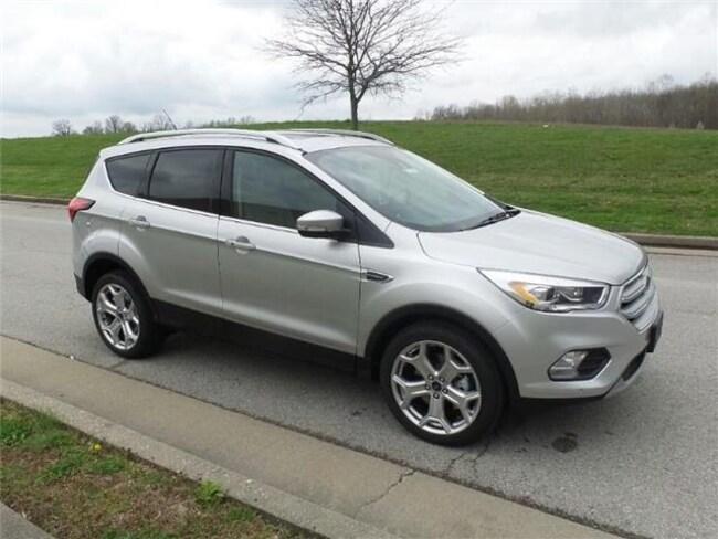 2019 Ford Escape Titanium Front-wheel Drive