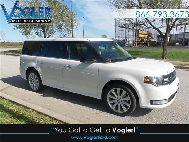 2018 Ford Flex SEL Front-wheel Drive