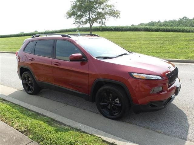 2016 Jeep Cherokee Limited Front-wheel Drive