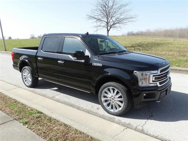 2019 Ford F-150 Limited 4x4 SuperCrew Cab Styleside 5.5 ft. box 14
