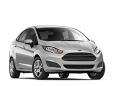 Carbondale Ford Fiesta