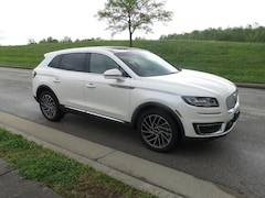 2019 Lincoln Nautilus Reserve Front-Wheel Drive RESERVE FWD