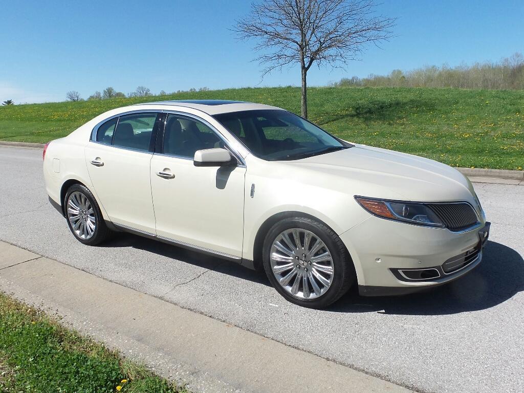 2016 Lincoln MKS Front-Wheel Drive Sedan Sedan