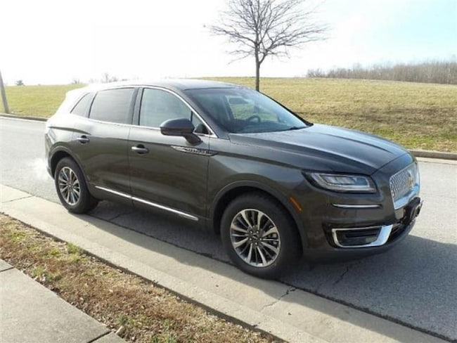 2019 Lincoln Nautilus Select Front-Wheel Drive FWD SELECT
