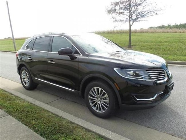 2018 Lincoln MKX Select All-Wheel Drive UT