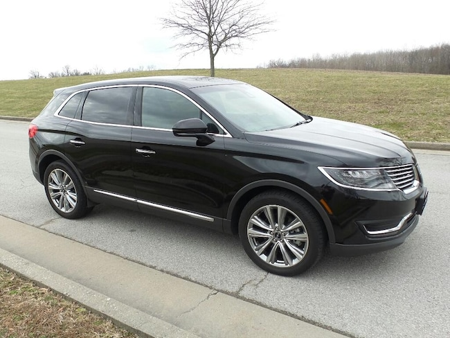 2017 Lincoln MKX Reserve All-Wheel Drive RESERVE AWD