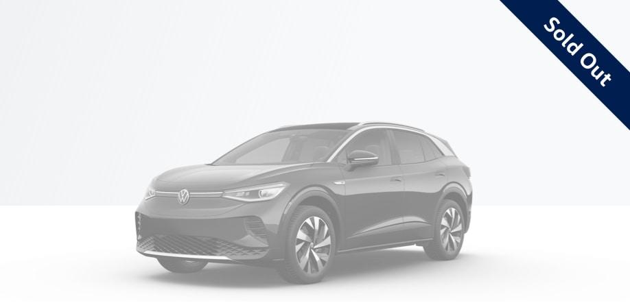 1st edition Volkswagen ID.4