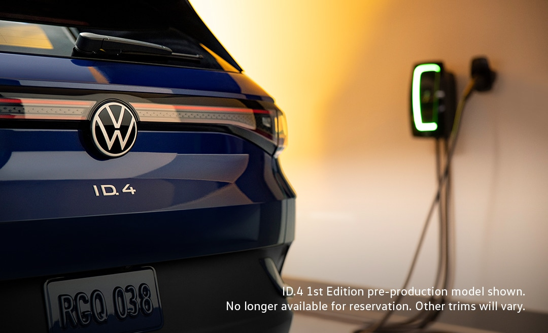 VW electric car charging
