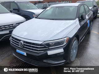 2019 Volkswagen Jetta Execline 1.4T 8sp at w/Tip Berline