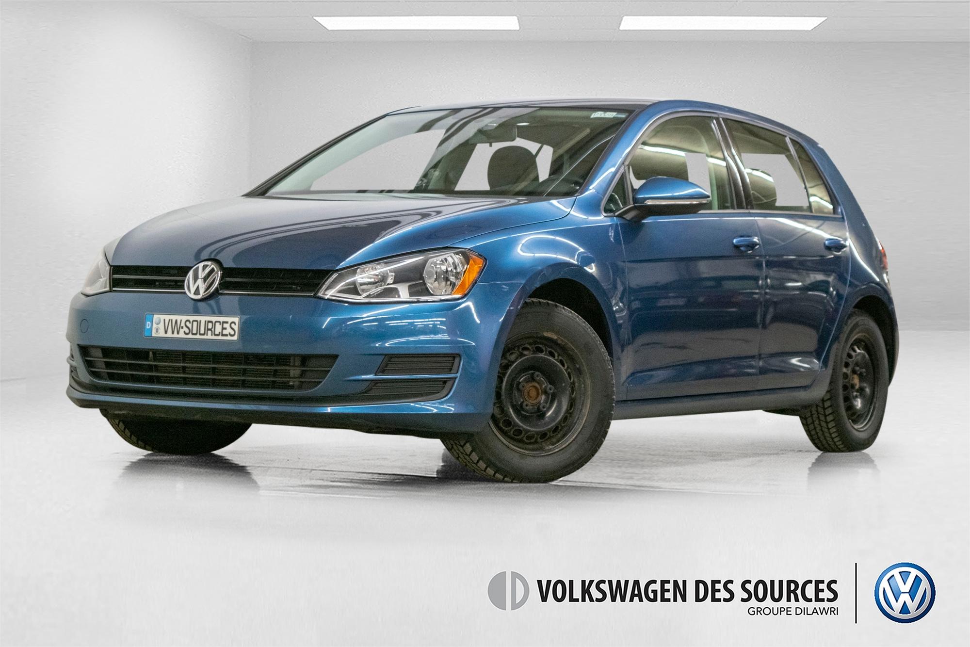 2015 Volkswagen Golf 1.8 TSI Trendline + BLUETOOTH + ECRAN Hatchback