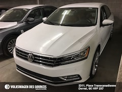 2018 Volkswagen Passat Highline 2.0T 6sp at w/Tip Berline
