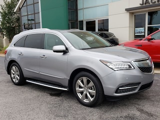 2016 Acura MDX MDX with Advance Package SUV
