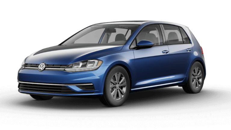 2020 Volkswagen Golf TSI - Silk Blue