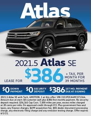 2021.5 Atlas SE
