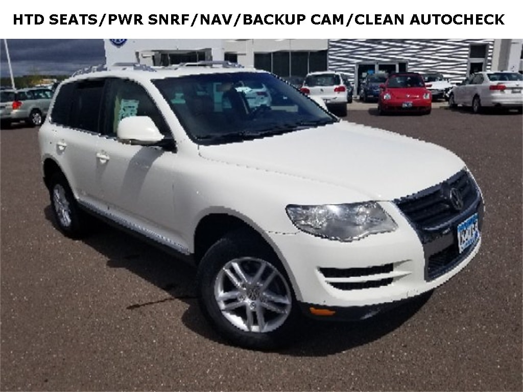 Used 2009 Volkswagen Touareg 2 For Sale at Volkswagen of Duluth | VIN:  WVGFM77LX9D029983