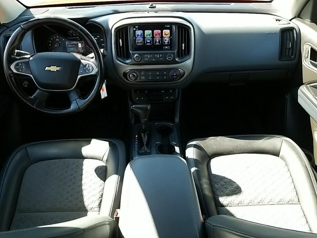 Used 2017 Chevrolet Colorado Z71 with VIN 1GCGTDEN9H1249923 for sale in Hermantown, Minnesota