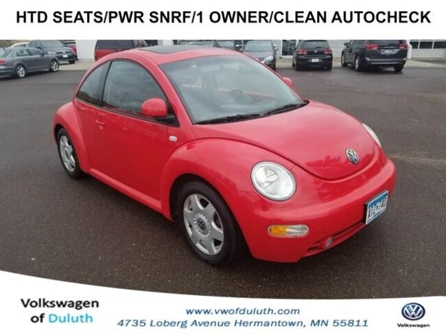 2000 Volkswagen Beetle GLX Hatchback