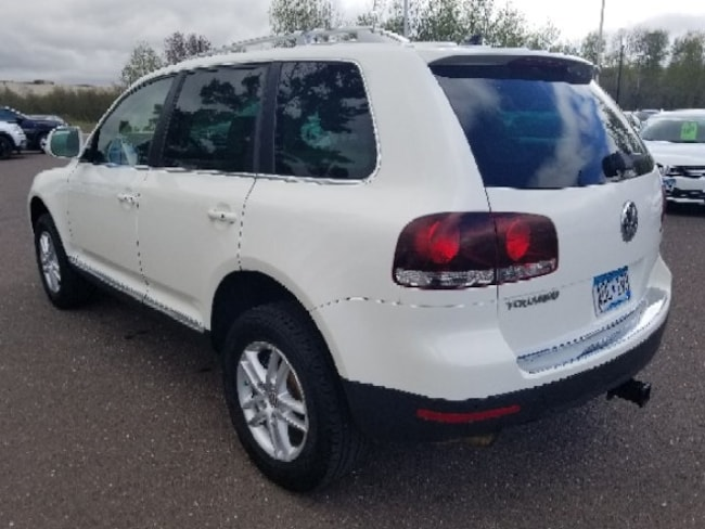 Used 2009 Volkswagen Touareg 2 For Sale at Volkswagen of Duluth