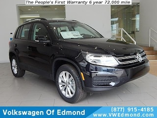 2018 Volkswagen Tiguan Limited 2.0T 4motion Sport Utility