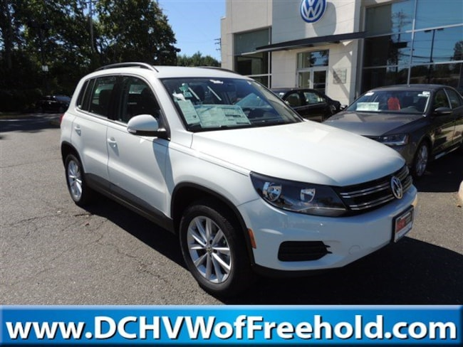 New 2017 Volkswagen Tiguan Limited 2.0T SUV