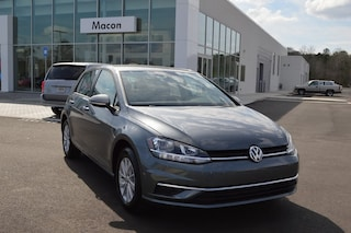 New 2018 Volkswagen Golf TSI S 4-Door Hatchback in Macon, GA