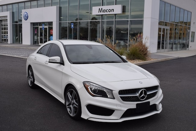 2015 Mercedes-Benz CLA CLA 250 Coupe