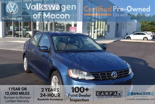 2018 Volkswagen Jetta 1.4T S Sedan in Macon, GA