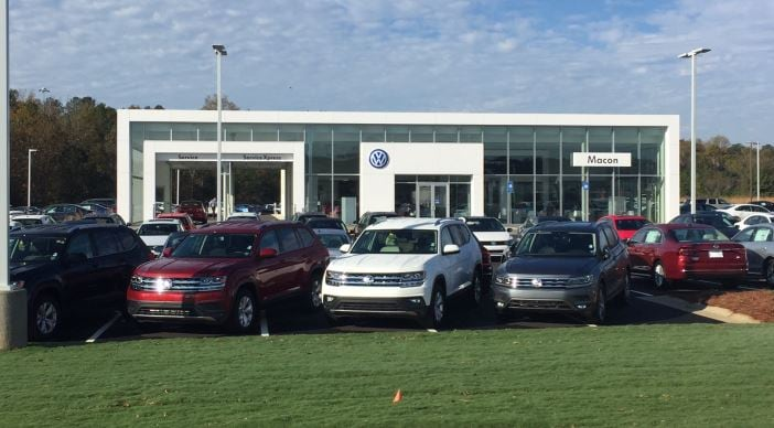 New Used Volkswagen Dealership In Macon Ga