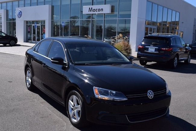 2014 Volkswagen Jetta 2.0L TDI Sedan in Macon at Volkswagen of Macon used car dealer