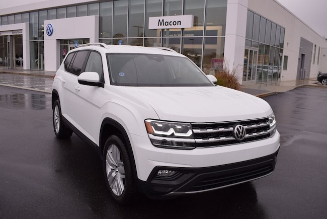 New 2019 Volkswagen Atlas SE SUV in Macon, GA