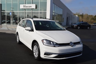 New 2018 Volkswagen Golf SportWagen S Wagon in Macon, GA