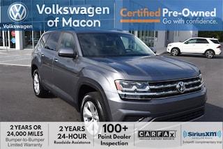 Used 2018 Volkswagen Atlas S SUV 1V2AR2CA6JC525542 for Sale in Macon
