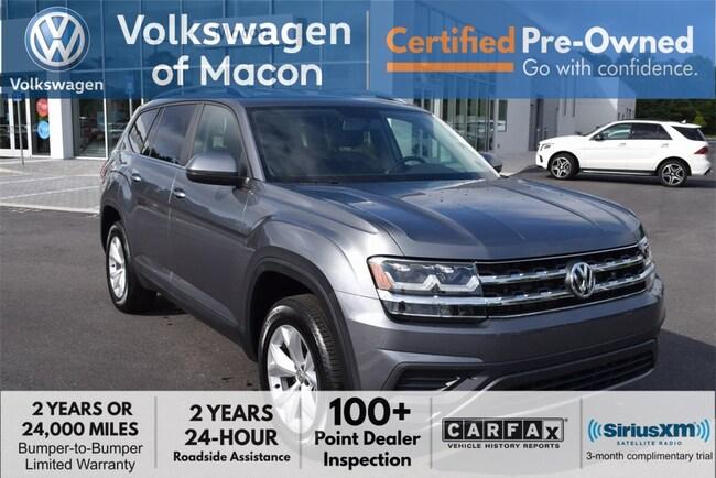 2018 Volkswagen Atlas S SUV in Macon, GA